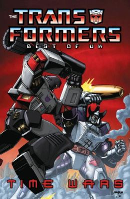 Transformers: Best of the UK: Time Wars