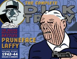 Complete Chester Gould's Dick Tracy, Volume 8