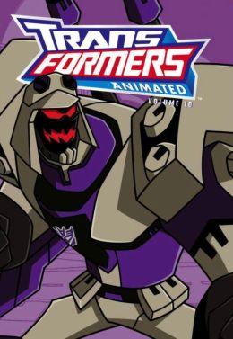 Transformers Animated, Volume 10
