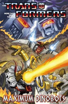 Transformers: Maximum Dinobots