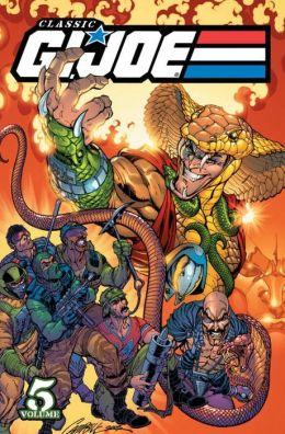 Classic G.I. Joe, Volume 5