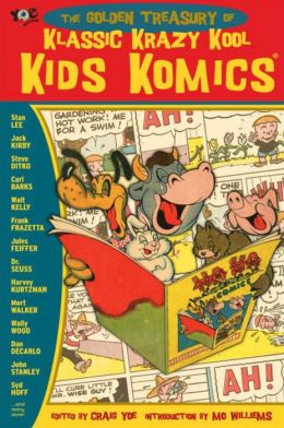 Golden Treasury of Klassic Krazy Kool Kids' Komics