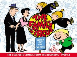 Family Circus Library, Volume 1: The Complete Comics from the Beginning, 1960-61