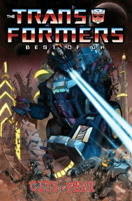 The Transformers: Best of UK: City of Fear