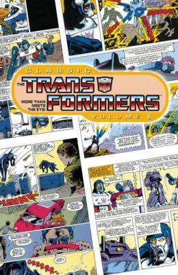 Classic Transformers, Volume 5