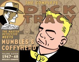 Complete Chester Gould's Dick Tracy, Volume 11