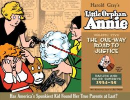Complete Little Orphan Annie, Volume 5