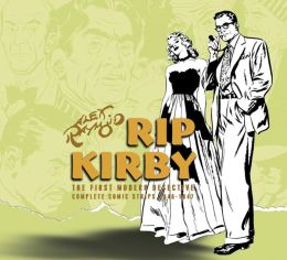 Rip Kirby, Volume 2