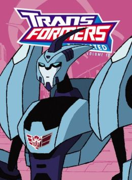 Transformers Animated, Volume 13