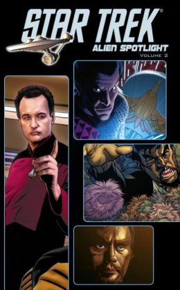 Star Trek: Alien Spotlight, Volume 2