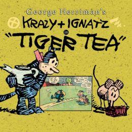 Krazy and Ignatz in Tiger Tea