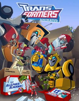 Transformers Animated: The Allspark Almanac, Volume 2