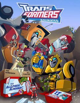 Transformers Animated: The Allspark Almanac, Volume 2