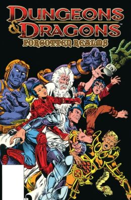 Dungeons & Dragons: Forgotten Realms Classics, Volume 1