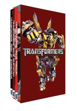 Transformers Movie Slipcase Collection, Volume 1
