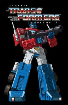 Transformers Classics, Volume 1