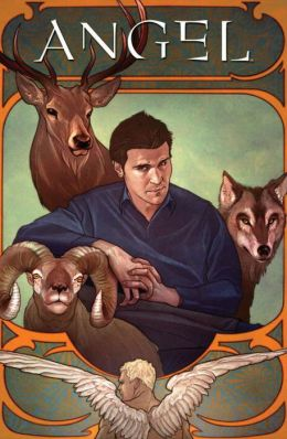 Angel, Volume 3: The Wolf, the Ram, and the Heart