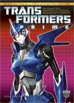 Transformers Prime, Volume 4