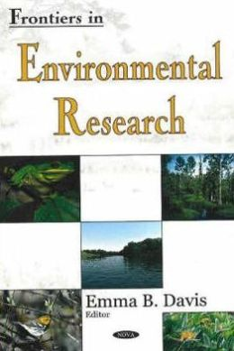 Frontiers in Environmental Research