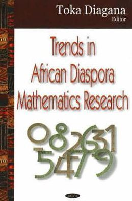 Trends in African Diaspora Mathematics Research