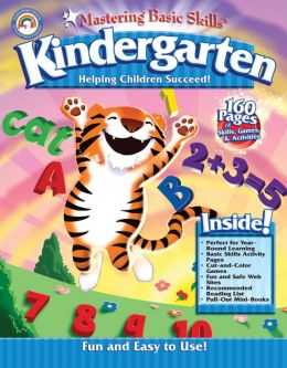 Mastering Skills for Kindergarten: Helping Children Succeed!