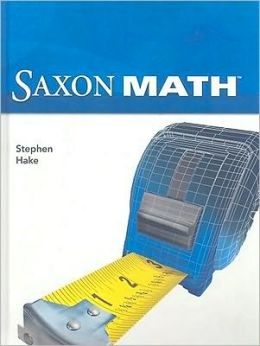 Saxon Math Gr5 4Th Edition Student Edition