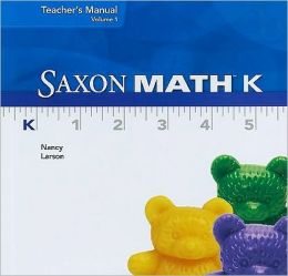 Saxon Math K, Volume 1