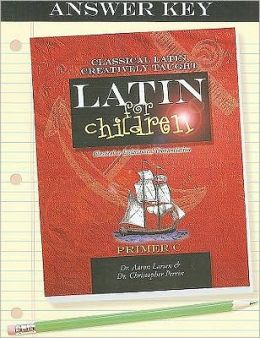 Latin for Children, Primer C Key