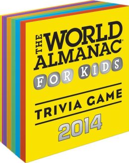 The World Almanac for Kids 2014 Trivia Game
