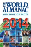 Book Cover Image. Title: The World Almanac and Book of Facts 2014, Author: Sarah Janssen