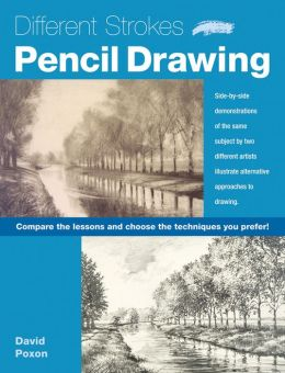 Different Strokes: Pencil Drawing