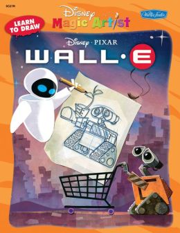 Learn to Draw Disney/Pixar Wall-E