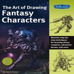 Art of Drawing Fantasy Characters
