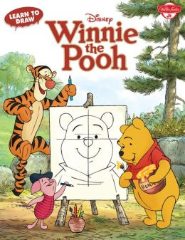 Learn to Draw Disney's Winnie the Pooh: Featuring Tigger, Eeyore, Piglet, and other favorite characters of the Hundred Acre Wood!