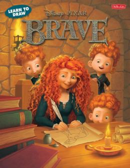 Learn to Draw Disney Pixar's Brave: Featuring favorite characters from the Disney/Pixar film, including Merida and Angus
