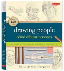 Drawing People Kit: A complete drawing kit for beginners