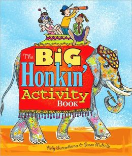 The Big Honkin' Activity Book