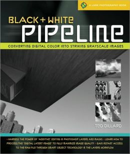 Black & White Pipeline: Converting Digital Color into Striking Grayscale Images (Lark Photography Book Series)