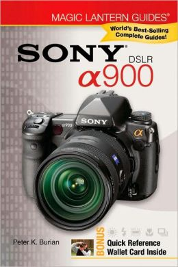 Magic Lantern Guides: SONY DSLR A900