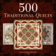 Book Cover Image. Title: 500 Traditional Quilts, Author: Karey Patterson Bresenhan
