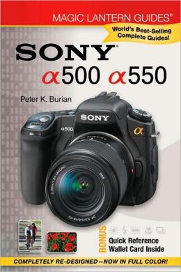 Magic Lantern Guides: Sony a500/a550