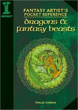 Fantasy Artist's Pocket Reference Dragons And Beasts