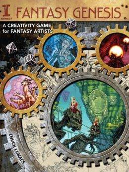 Fantasy Genesis: A Creativity Game for Fantasy Artists
