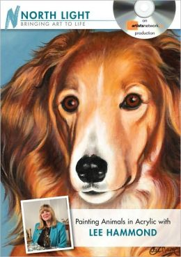 Painting Animals in Acrylic with Lee Hammond DVD