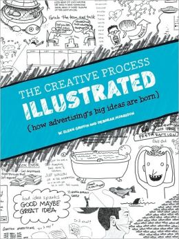 The Creative Process Illustrated: How Advertising's Big Ideas Are Born