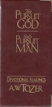 Pursuit of God/Pursuit of Man Devotional Readings