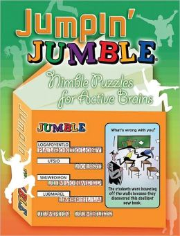 Jumpin' Jumbles: Nimble Puzzles for Active Minds