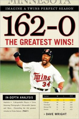 162-0: The Greatest Wins in Twins History