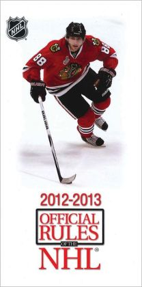 2012-2013 Official Rules of the NHL