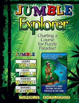 Jumble Explorer: Charting a Course for Puzzle Paradise!